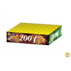 Pyrotechnic cakes TFC20-20002