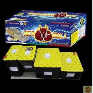 Pyrotechnic cakes TPX45-03