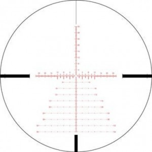 Vortex Strike Eagle 5-25x56 FFP EBR-7C MRAD
